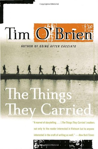 an analysis of tim obriens chronicle the things they carried Chronicle of a death foretold nursing  guide for tim obriens the things they carried study guide the  answers policy research and analysis on the prowl.